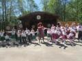 Bunkas mazie dejotāji uzstājas Kalvenē