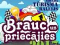 """Priekules novada tūrisma rallijs """"Brauc un priecājies 2017"""""""