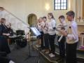 """Koncerts """"Ziemassvētku roze"""" Priekules ev. lut. baznīcā"""
