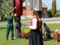 LATVIJAS ROBEŽSARDZEI – 100! Lāpu skrējiens GRAMZDA - PRIEKULE. 22.08.2019.