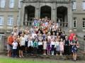Zinību diena Priekules vidusskolā. 02.09.2019. Foto - Agita Rukute