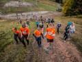 Priekules novada skrējējiem veiksmīga Stirnu buka piektā sezona. 05.10.2019. Foto: Ģirts Freijs (Stirna buka mājas lapa un no personīgā arhīva)