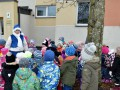 Ziemassvētku pasākums ``Dzirnaviņās``. 18.12.2019. Foto - darbinieki un Harijs Ulmanis
